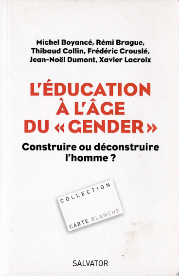 education à l'age de gender